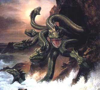 le monstre de Lerne