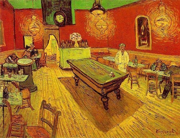 Artiste peintre celebre van gogh for Artistes peintres connus