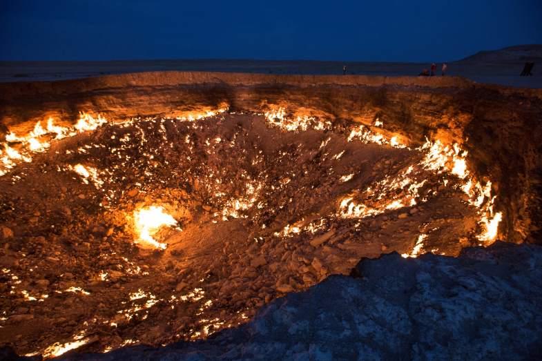 Porte de l 39 enfer au turkmenistan 14 centerblog - Les portes de l enfer turkmenistan ...