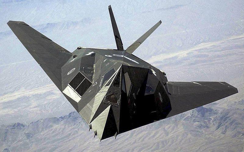 F-117 NightHawk Hdylp12c