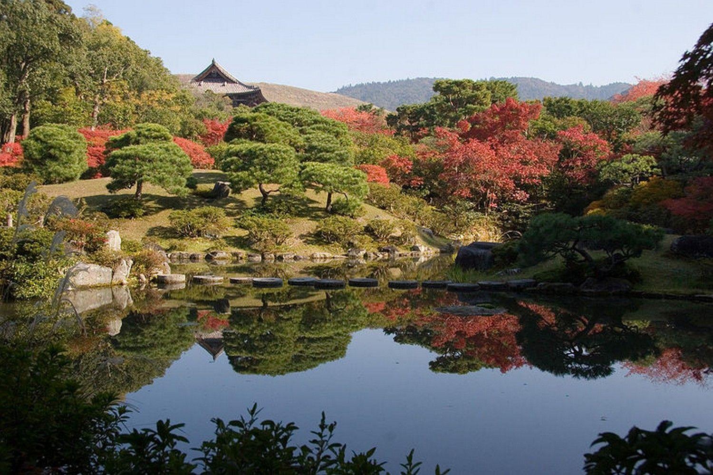 Jardins japonais page 2 for Paysage jardin japonais