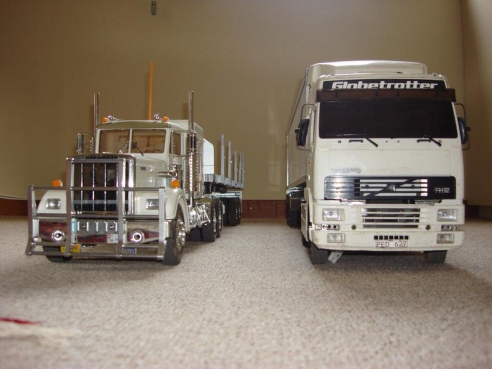 Camions americain decores page 18 - Camion benne americain ...