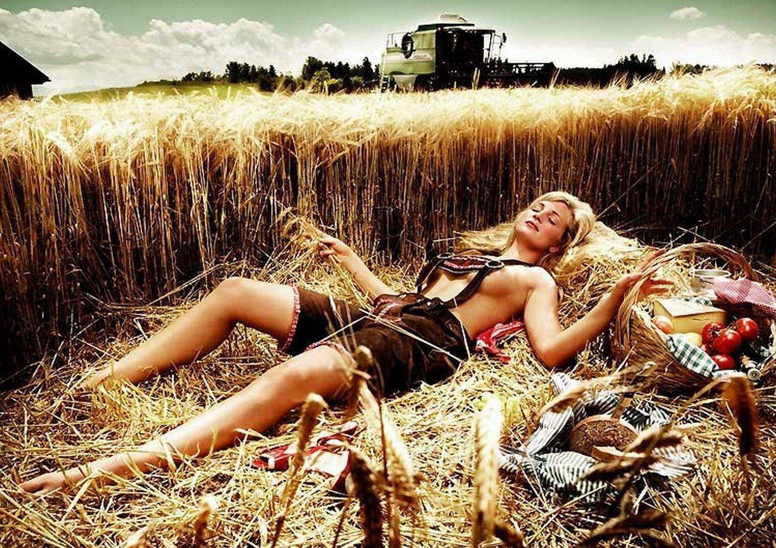 Фото турецкие деревенские девушки 7 фотография
