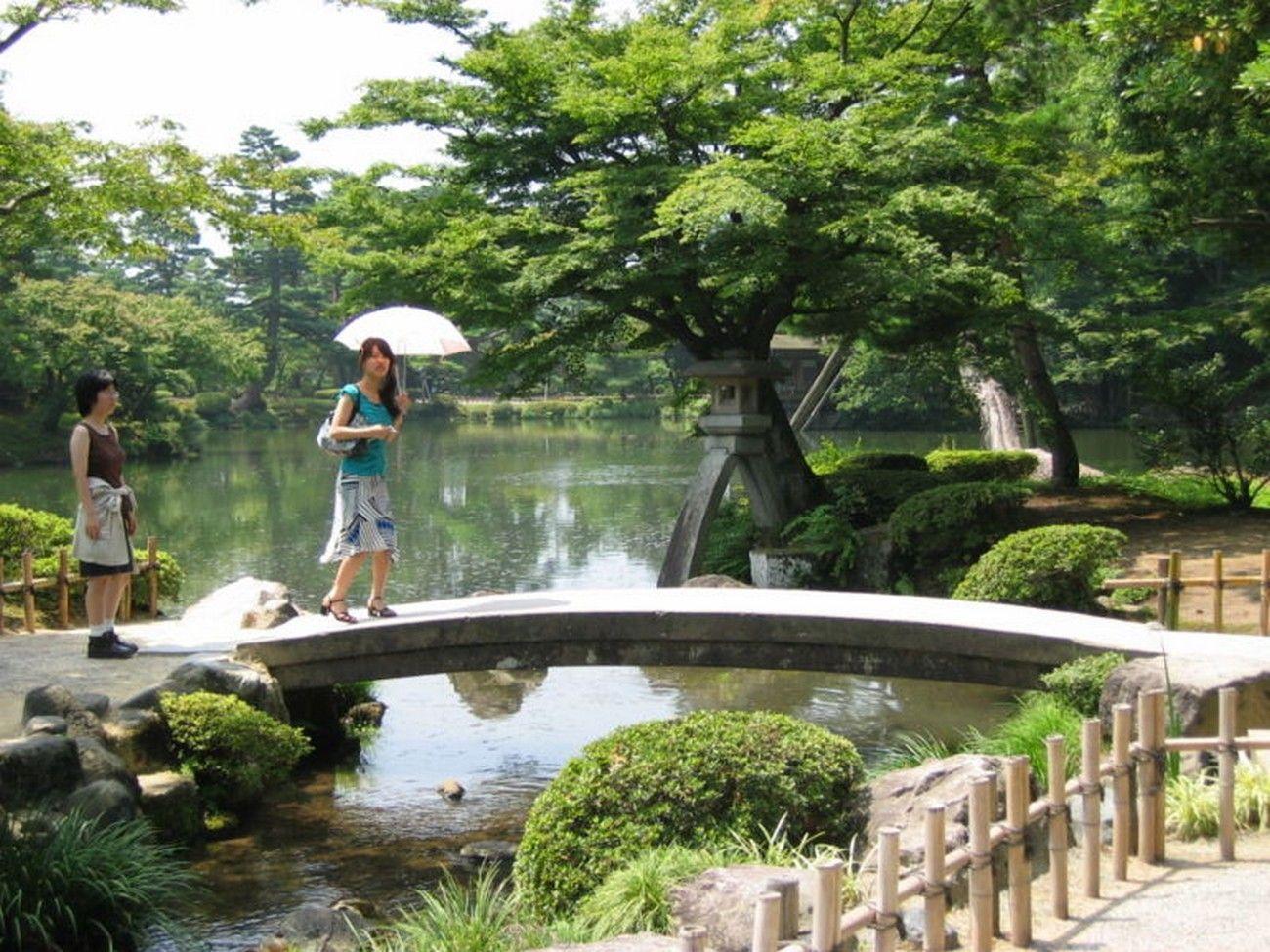 Jardins japonais page 7 for Jardin kenrokuen en kanazawa